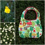 DIY sac à décorer ou sac pliable