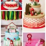 Les jolies idées des autres : Le petit chaperon rouge en gâteau !