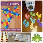 Les jolies idées des autres : des jeux à fabriquer pour les vacances #2