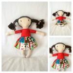 Marché : mes grandes poupées brunes #1