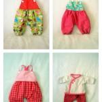 Marché : mes petits habits pour poupée #1