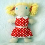 Marché : mes minis poupées et leur couffin #2