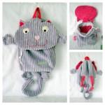 Les commandes du père noël #7 : le sac à dos chat