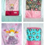 Les commandes du père noël # 8 : les petits sacs à dos des filles
