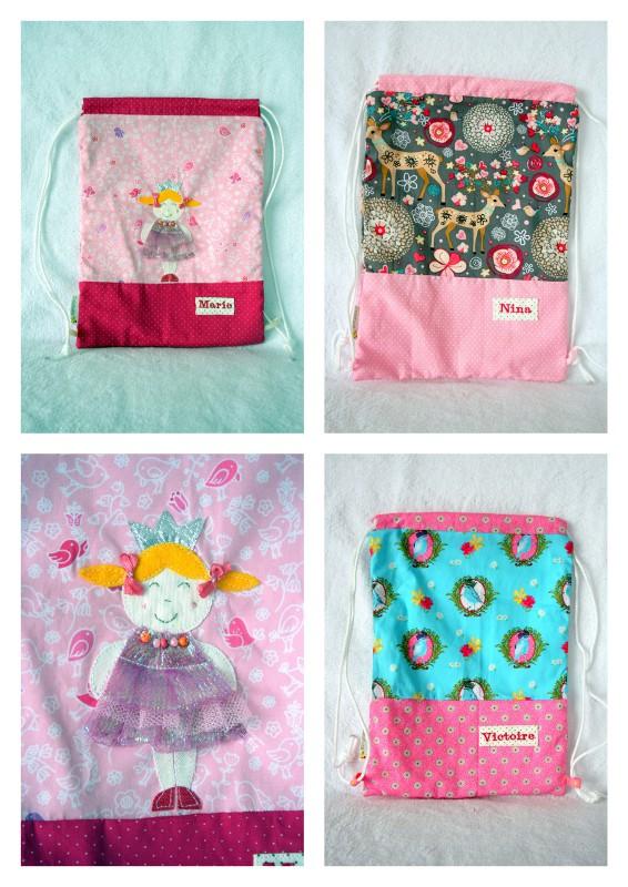 sac à dos princesse