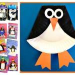Les idées créatives du mercredi : les pingouins