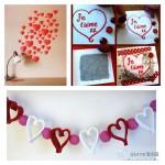 Les jolies idées des autres : des cœurs pour la saint valentin