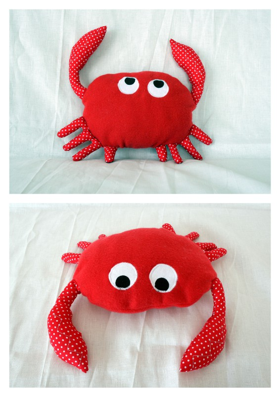 crabe tapis a histoire