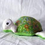 Tapis petit poisson blanc : les ass'mat au boulot (la tortue)