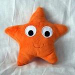 Tapis petit poisson blanc : les ass'mat au boulot (l'étoile de mer)