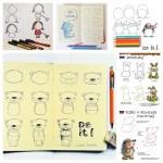 Les jolis dessins des autres DIY