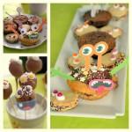 Les bonnes recettes des autres : testées et approuvées (petits gâteaux monstre)