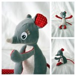 Le tapis à histoire de La Moufle : la souris