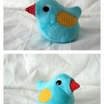 Le tapis à histoire de la Moufle : le petit oiseau