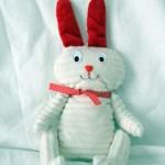 Le tapis à histoire de La Moufle : Le lapin