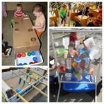 Les jolies idées des autres : on recycle et on joue !