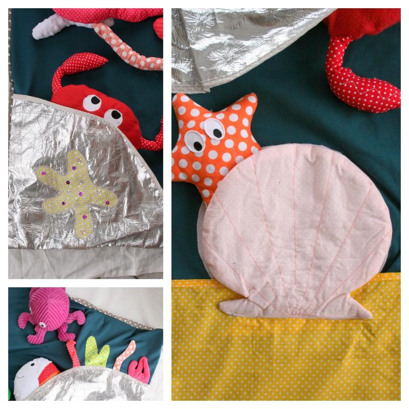 le tapis histoire de petit poisson blanc mon tapis couture pour enfant isastuce. Black Bedroom Furniture Sets. Home Design Ideas