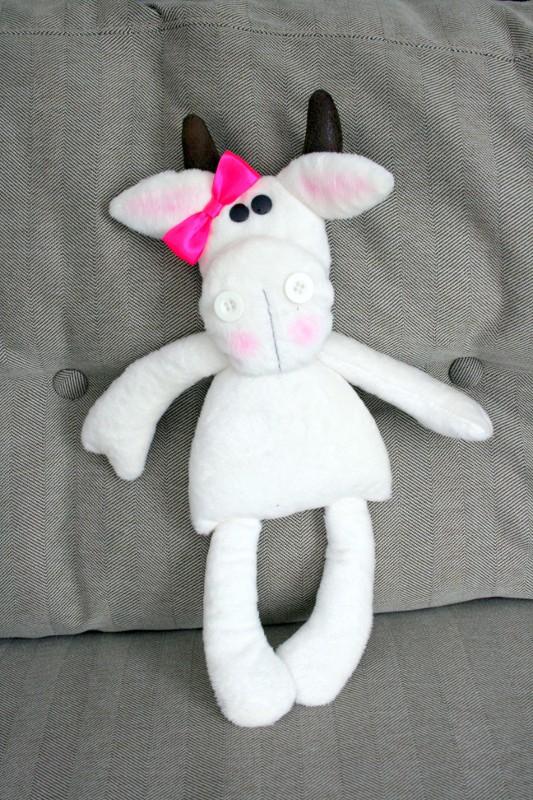 vache doudou