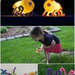 Les jolies idées des autres : Les lucioles à led !