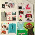 Ma maison de poupée en tissu : la maison en entier !
