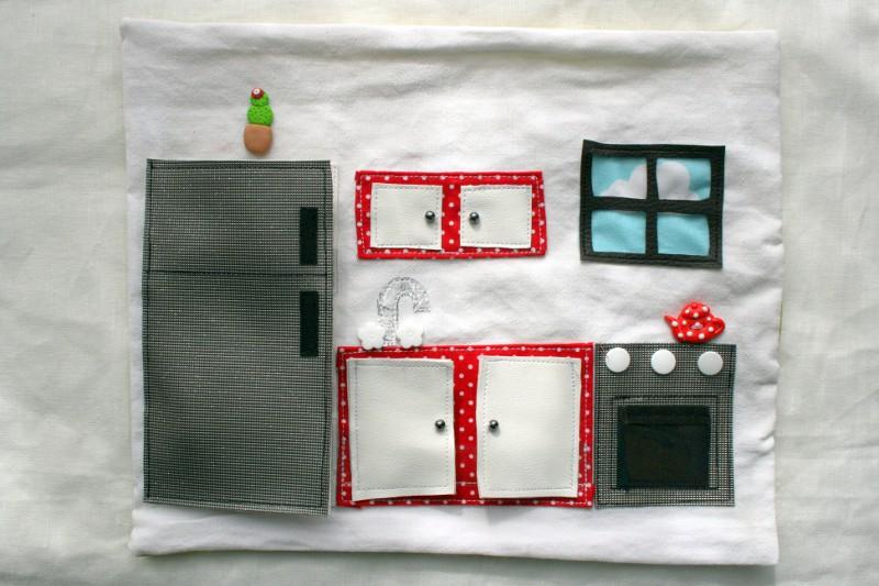 maison poupée cuisine