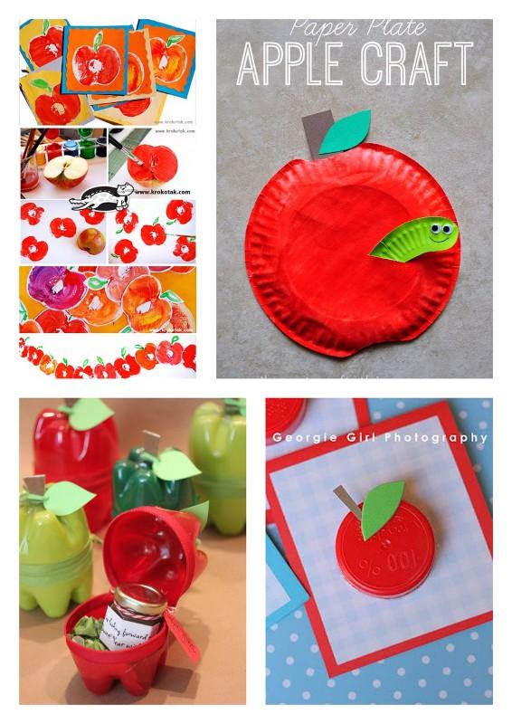 bricolage pomme