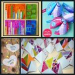 Les jolies idées des autres : des cartes de voeux faites maison #2