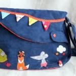 Un sac à main de maîtresse d'école