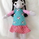La malle aux merveilles : Ma poupée Simone