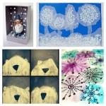 Les jolies idées des autres : bricolages d'hiver