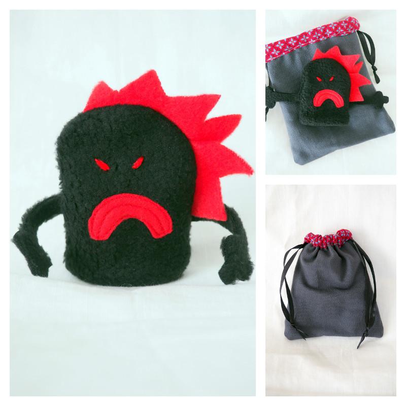 marionette colère