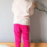 Collection P'tite Poulette : le premier vrai pantalon avec des poches et tout et tout…