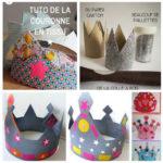 Les jolies idées des autres : des couronnes
