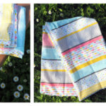 Collection Mme Zastuce : un foulard de printemps