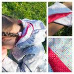 Collection P'tits Poulet et Poulette : des foulards pour le printemps !