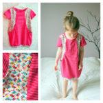 Collection P'tite Poulette : Une robe Fly Catcher du Ottobre 3/2014 #2