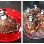 Anniversaire de P'tit Poulet, Angry Birds et pandas