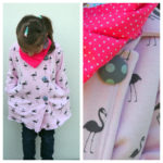 Collection P'tite Poulette : Veste de printemps