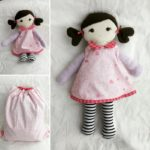 Sa première poupée