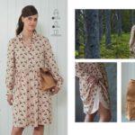 Collection Mme Zastuce : Une robe rabbit jump et hazelnut