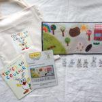 Le sac à histoire de «Toutes les couleurs» imprimable + tuto de sac