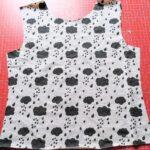 Une robe et une customisation